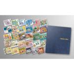 【平成を彩った記念切手シート全30種が一挙に集結!未使用シートで揃う】平成お年玉切手シートアルバム