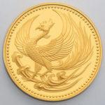 《造幣局発行》天皇陛下御即位記念10万円金貨